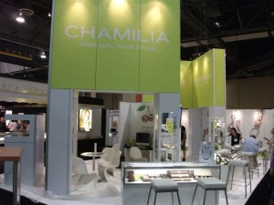 Trade Show Exhibits Chamilia