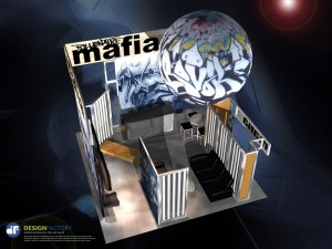 Tradeshow Exhibit Billionaire Mafia