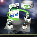 Trade Show Exhibit Vitek 2011 A
