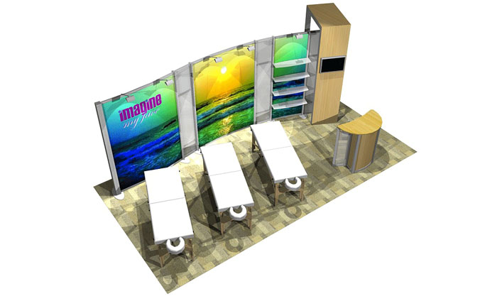 7 Booth Ideas For Trade Shows To Fit Almost Any Budget