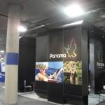 Panama Trade Show Booth 2