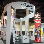 Bravado Tradeshow Exhibit