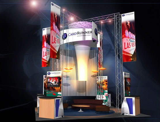 Trade Show Booth Objectives : Trade show rental and display booth tips for success