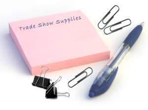 Trade Show Supplies