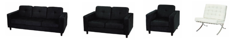 Trade Show Furniture Sofas Chair