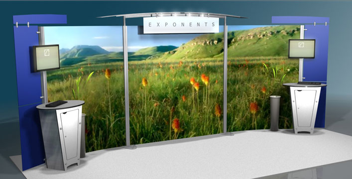Display Boards for Trade Shows