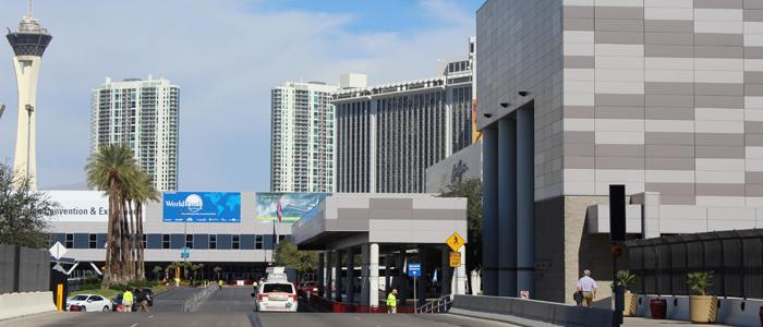 Convention Centers in Las Vegas