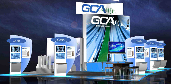 GCA Tradeshow Booth Backdrop