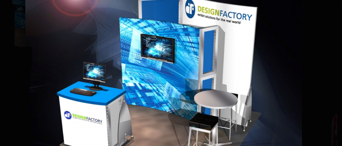 Exhibition Booth Quotation : How to have cool trade show booths draw crowds