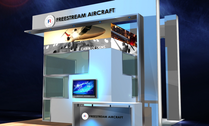 Freestream Aircraft Exhibit