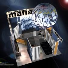 Tradeshow Exhibit Billionaire Mafia