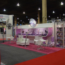 Bella Trade Show Exhibit