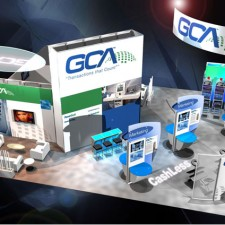 Trade Show Exhibit GCA