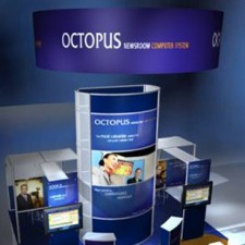 Octopus Trade Show Booth