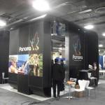 Panama Trade Show Booth
