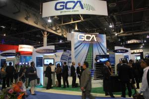 GCA Tradeshow Exhibit