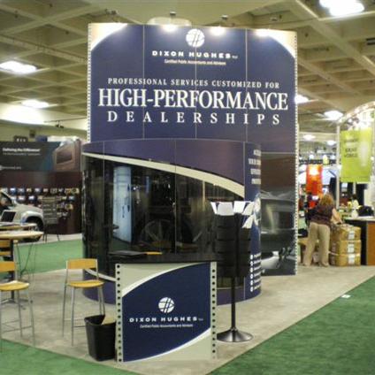 Tradeshow Exhibit High Performance