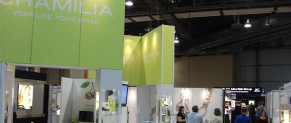 Two Story Trade Show Exhibit