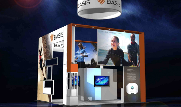 Basis Trade Show Exhibit Rentals