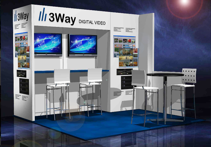 Exhibition Booth Types : Important questions with a trade show booth