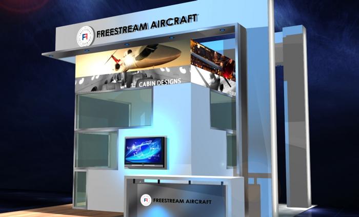 Freestream Aircraft Exhibit